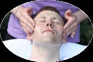 Gesichtsbehandlung, Peeling, Relax Zeit