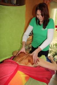 Hot-Chocolate-Massage, Entspannung, Relax Zeit