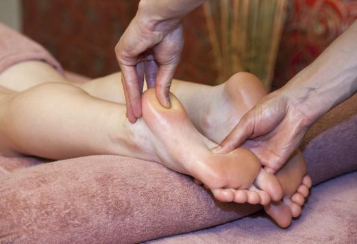 Fußreflexzonenmassage,  RelaxZeit